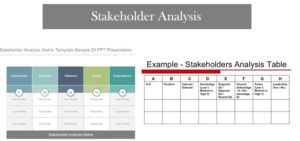Stakeholder-Analysis-Template