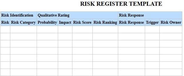 Risk-Register-Format