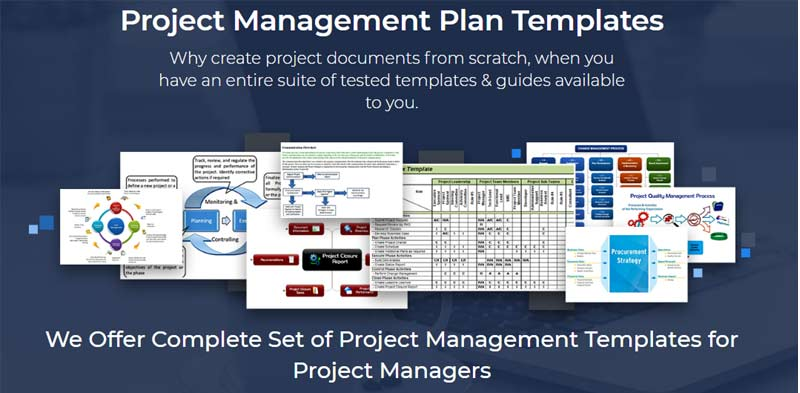 Project Management Template for Project Managers