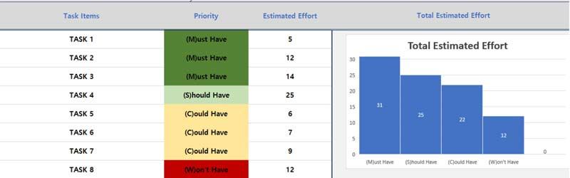 Project-To-DO-List-Excel-Template